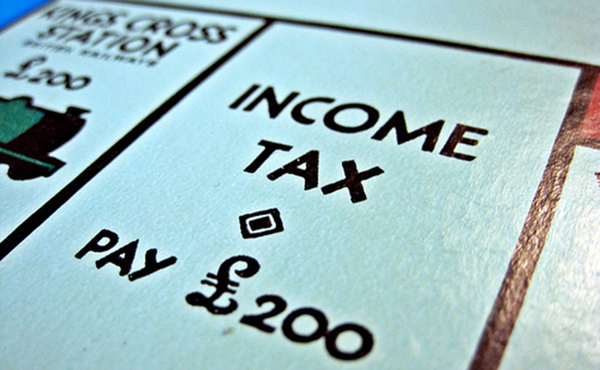 Paying too much tax image